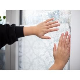 Navodilo za montažo d-c-fix® transparentne statik folije za steklo